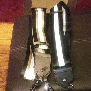 Crossbody straps